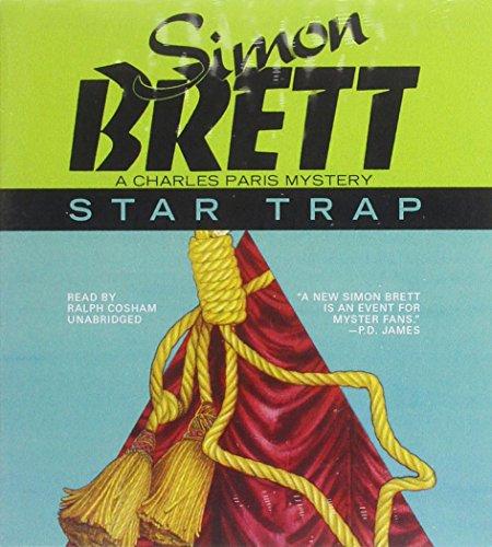 Star Trap (Charles Paris Mystery): Brett, Simon