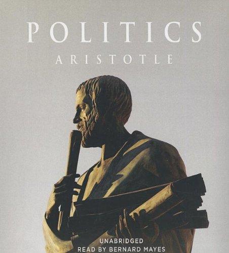 Politics: Aristotle