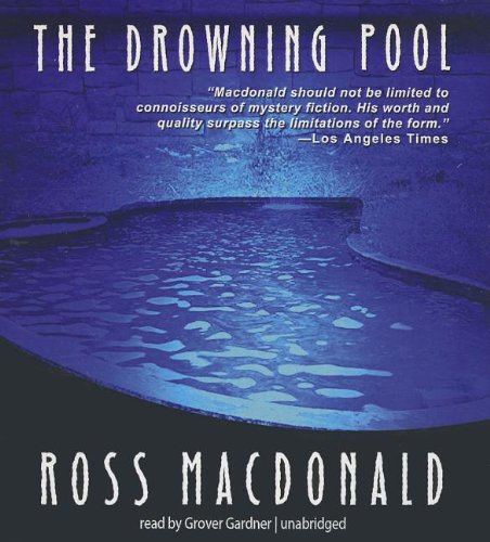 9781470890971: The Drowning Pool (Lew Archer Novels (Audio))