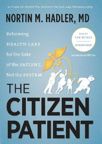 9781470898854: The Citizen Patient