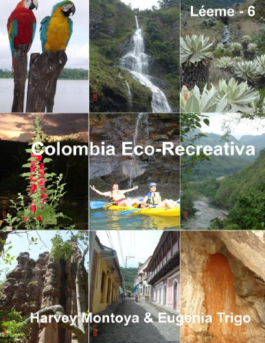9781470954185: Colombia Eco-Recreativa