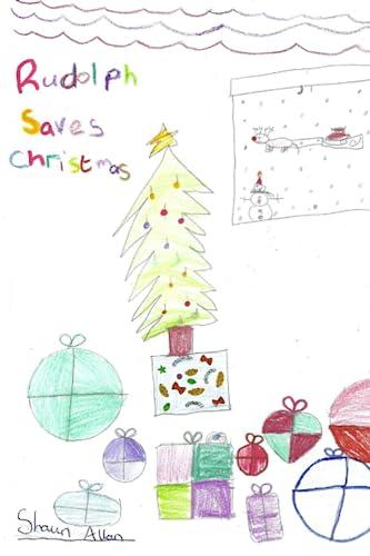9781470975623: Rudolph Saves Christmas