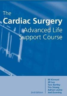 9781471000300: Cardiac Surgery Advanced Life Support Course