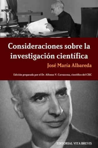 9781471026041: Consideraciones Sobre La Investigacion Cientifica