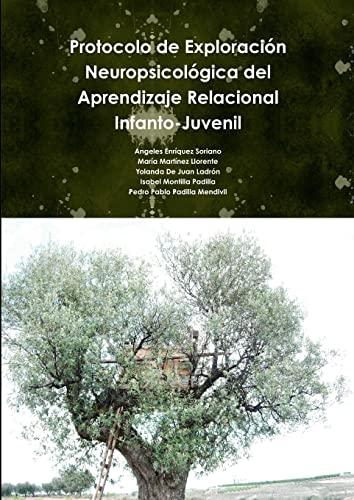 9781471029899: Protocolo De Exploracion Neuropsicologica Del Aprendizaje Relacional Infanto-Juvenil.