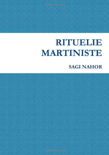 9781471094408: Rituelie Martiniste (French Edition)
