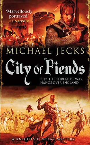 City of Fiends (Knights Templar) (1471111814) by Jecks, Michael