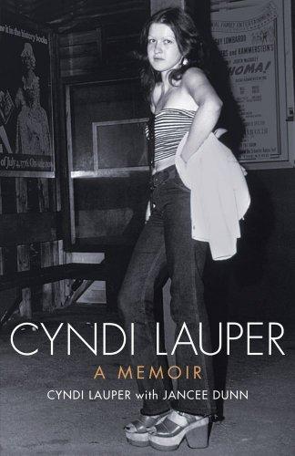 9781471114250: Cyndi Lauper: A Memoir