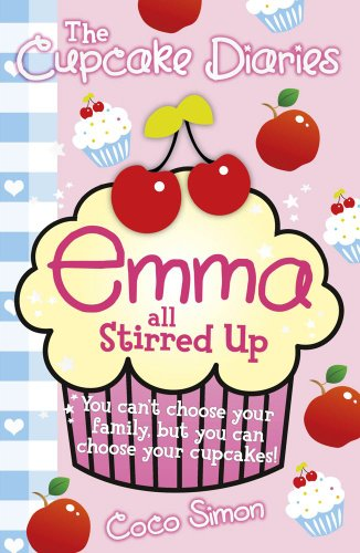 9781471115547: The Cupcake Diaries: Emma all Stirred up!