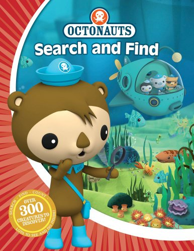 9781471116421: Octonauts: Search and Find