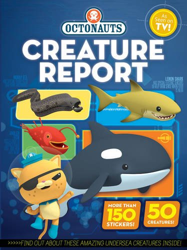 Octonauts Creature Report: Simon & Schuster UK