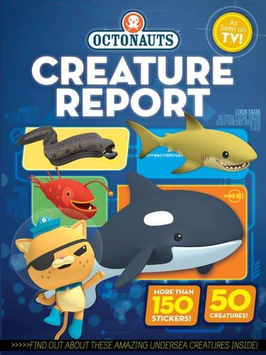 9781471117787: Octonauts Creature Report