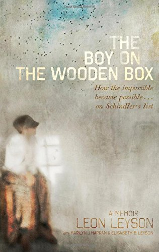 9781471119675: The Boy on the Wooden Box: How the Impossible Became Possible ... on Schindler's List