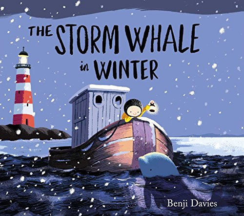 9781471119989: The Storm Whale in Winter [Lingua inglese]