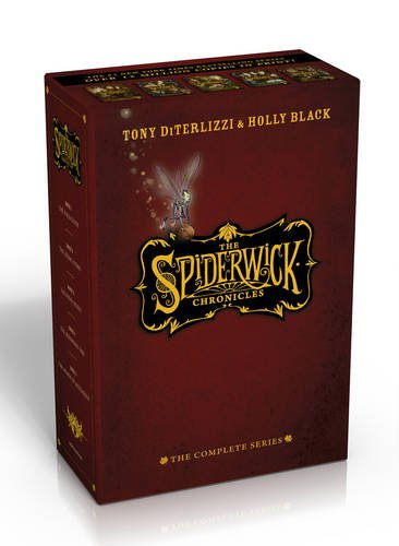 9781471120046: The Spiderwick Chronicles: The Complete Series Slipcase: The Field Guide; The Seeing Stone; Lucinda's Secret; The Ironwood Tree; The Wrath of Mulgarath
