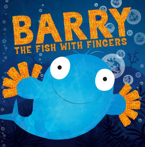 9781471120183: Barry the Fish with Fingers
