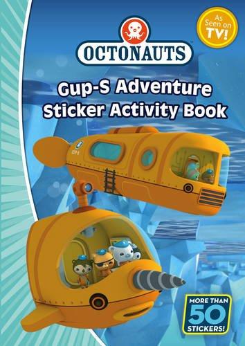 9781471120725: Octonauts: The Gup-s Adventure Sticker Activity