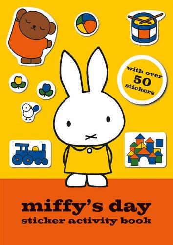9781471120749: Miffy's Day Sticker Activity Book