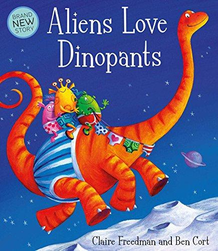 9781471120947: Aliens Love Dinopants (Underpants)