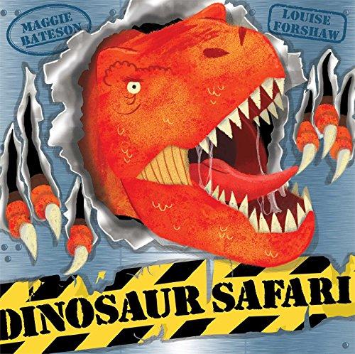 Dinosaur Safari (Pop Up Book): Bateson, Maggie