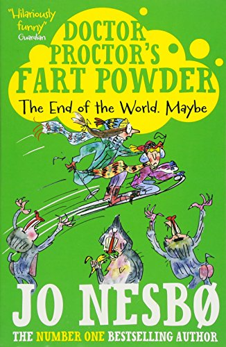 9781471121265: Doctor Proctor's Fart Powder: The End of the World. Maybe