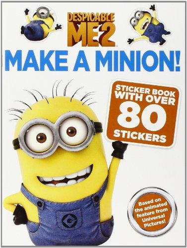 9781471121463: Despicable Me 2: Make a Minion Sticker Book