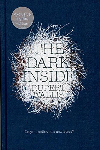 Dark Inside SIGNED ED: Wallis, Rupert