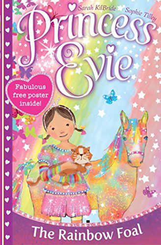 9781471121807: Princess Evie: The Rainbow Foal