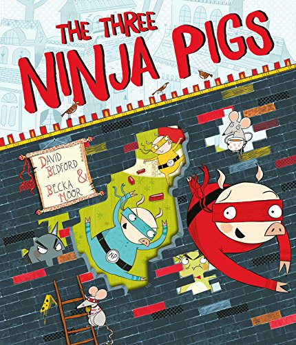 9781471121913: The Three Ninja Pigs