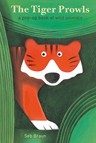 The Tiger Prowls: A Pop-up Book of: Bateson, Maggie