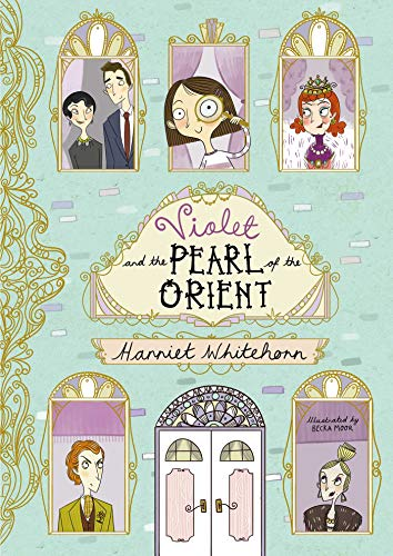 9781471122613: Violet and the Pearl of the Orient