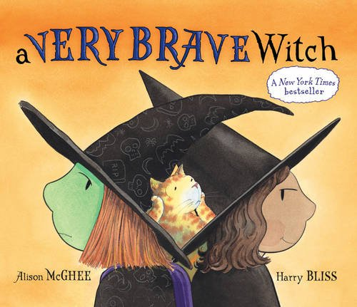 9781471123054: A Very Brave Witch