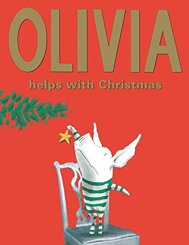 9781471123108: Olivia Helps With Christmas