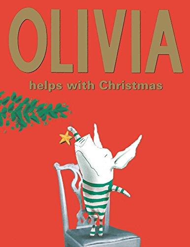 9781471123108: Olivia Helps With Christmas Falconer, Ian