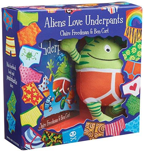 9781471123559: Aliens Love Underpants Bookno