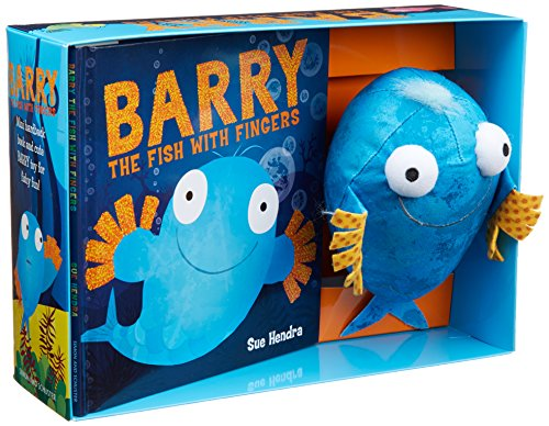 9781471123566: Barry the Fish with Fingers Book and Toy