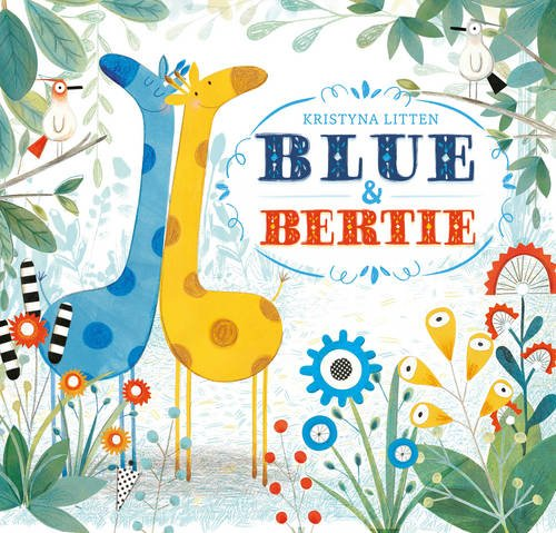 9781471123740: Blue and Bertie