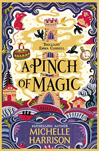 9781471124297: A Pinch of Magic (A Pinch of Magic Adventure)
