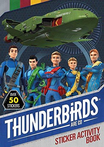 9781471124983: Thunderbirds Are Go Sticker Activity