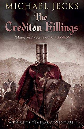 9781471126406: The Crediton Killings (Knights Templar)