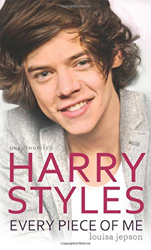 9781471128479: Harry Styles - Every Piece of Me