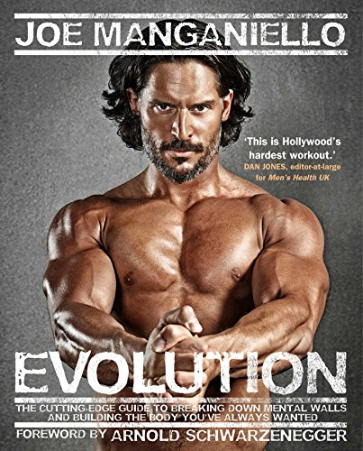 9781471131684: Evolution: The Cutting Edge Guide to Breaking Down Mental Walls and Building the Body You've Always Wanted