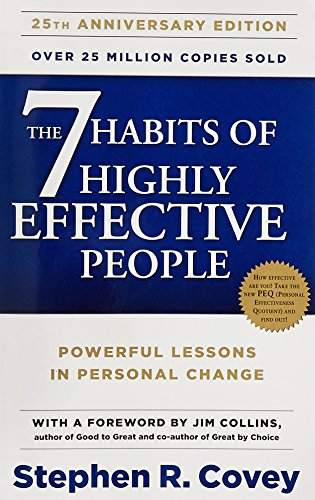 THE 7 Habits Of Highly Effective People (English): STEPHEN R. COVEY