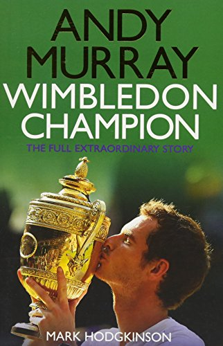Andy Murray Wimbledon Chamption