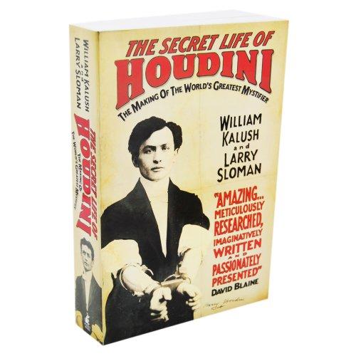9781471133992: The Secret Life of Houdini Pa