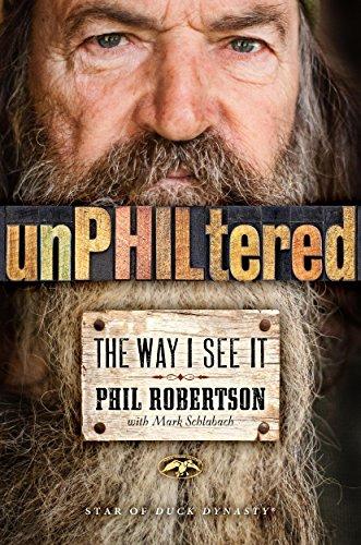 Unphiltered: Robertson, Phil