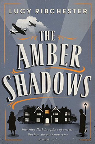 The Amber Shadows: Lucy Ribchester