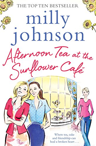 9781471140464: Afternoon Tea at the Sunflower Cafe