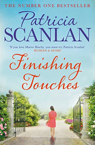 Finishing Touches: Patricia Scanlan