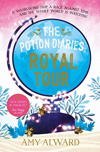 The Potion Diaries: Royal Tour